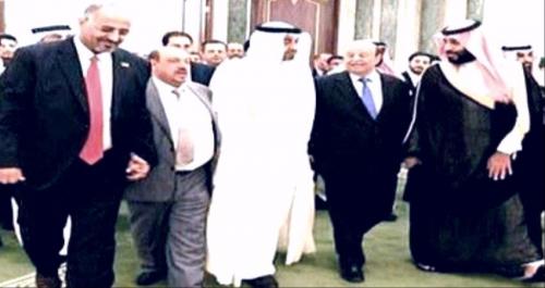 عاجل /مساعي سعودية من أجل اعلان الحكومة اليمنية الخميس