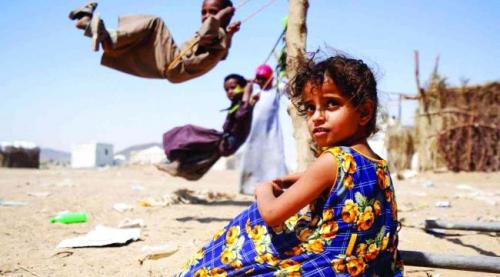صحيفة البيان : مخزون الغذاء والوقود في مأرب يوشك على النفاد