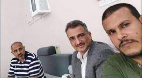 """شاهد/اول صورة لمحافظ عدن """"لملس"""" بعد استهداف موكبه"""