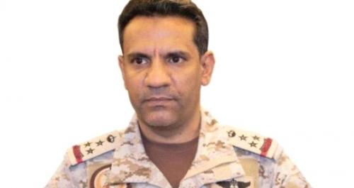 التحالف ينفذ 118 عملية استهداف للحوثيين في العبدية
