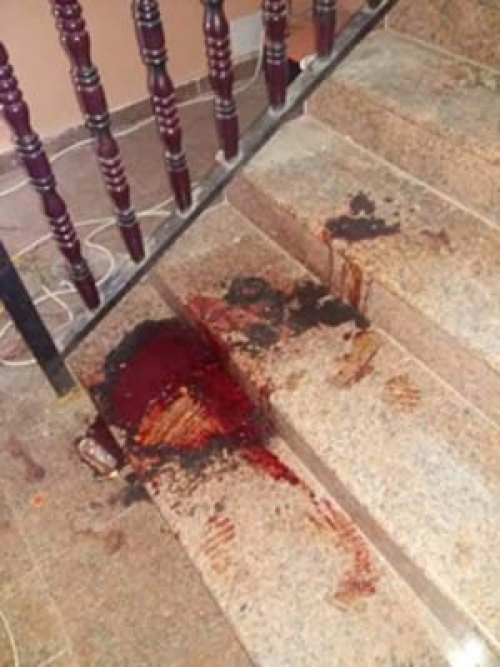 عاجل : هجوم مسلح يستهدف منزل قائد اللواء الرابع حماية رئاسية مهران القباطي ومقتل احد افراد حراسته