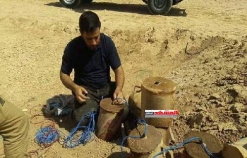 بالاسم والصور :خبير المتفجرات العراقي الذي لقي مصرعه مع الحوثيين