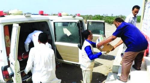 الإمارات تغيث 5600 يمني في الدريهمي