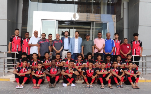 البكري يشيد بمنتخب الشباب ويكافئ اللاعبين والجهاز الفني بعد الفوز على تركمانستان