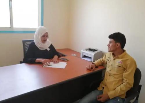مدير مؤسسة تحديث يلتقي أمين عام اللجنة الوطنية للتربية والثقافة والعلوم باليمن