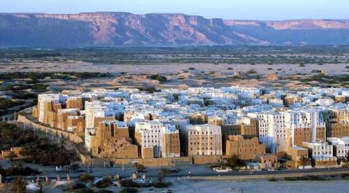 """شبام..""""منهاتن الصحراء"""" تحت رحمة كوارث الطبيعة"""