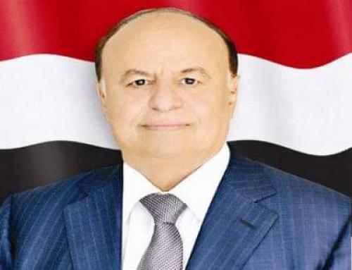 عاجل.. رئيس الجمهورية يطلع على  سير العمليات العسكرية في مارب والجوف