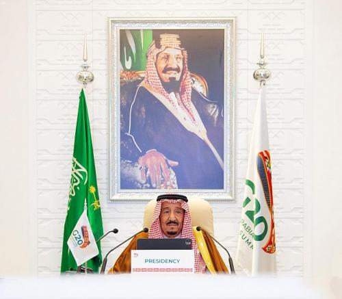 الملك سلمان: جائحة كورونا شكلت أزمة غير مسبوقة ولا تزال شعوبنا تعاني