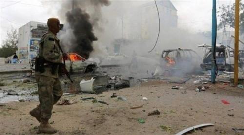 مصرع مسؤول حكومي في انفجار سيارة ملغومة قرب البرلمان الصومالي