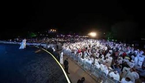 136 ألف زائر يشهدون احتفالات اليوم الوطني الإماراتي الـ47 بمدينة العين