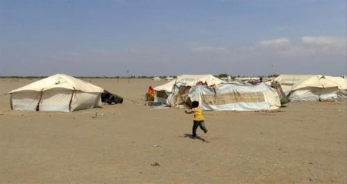 مخيمان ومأساة واحدة ( تقرير )