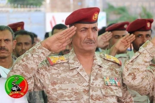 القائد عدنان الحمادي*      *مهندس   *القائد عدنان الحمادي*      *مهندس الجيش الوطني*