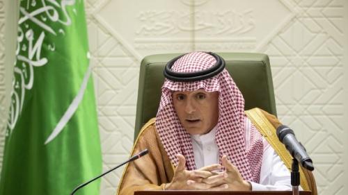 الجبير: هناك إمكانية للتوصل إلى تهدئة تتبعها تسوية في اليمن