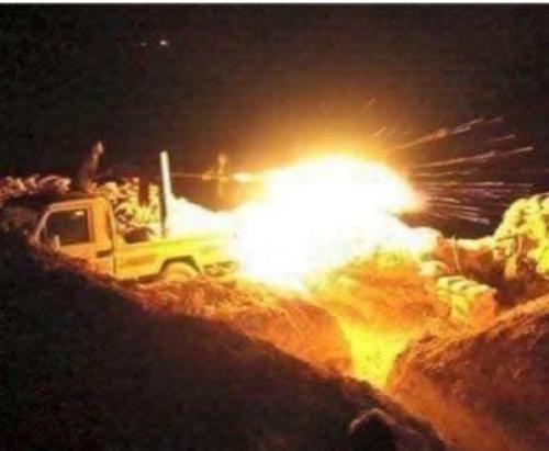 عــاجل.. مواجهات عنيفة بين القوات الجنوبية ومليشيا الحوثي شمال الضالع