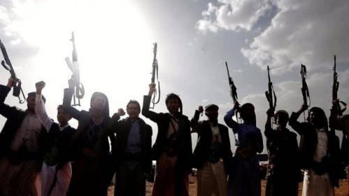 ناشطو عدن يطلقون حملة إلكترونية تُذكِّر بجرائم الحوثي