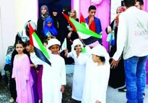 الامارات تعيد الحياة الى عدن بعد دمار مليشيات الحوثي شاهد الفيديو