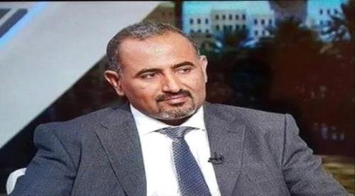 حوار- الزبيدي: جزء من ميزانية الحكومة تذهب لدعم عناصر متطرفة