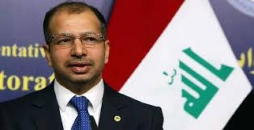 رئيس البرلمان العراقي يدعو لإعادة الانتخابات النيابية