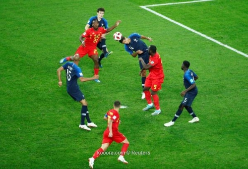 موعد وتوقيت مباراة فرنسا وكرواتيا في نهائي كأس العالم 2018