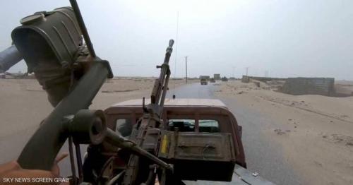 """القوات الحكومية تطلق عملية تحرير""""زبيد"""" بعد استكمال تحرير التحيتا"""