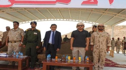 خطة تأهيلية واسعة لتدريب الأجهزة الأمنية في حضرموت «النخبة الحضرمية» تشيد بدعم الإمارات لتعزيز الأمن