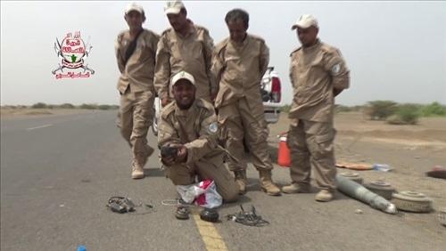 فيديو.. الفرق الهندسية بمركز الملك سلمان تبدأ بحملة واسعة لنزع الألغام في مناطق الساحل الغربي