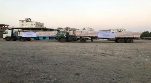 """أهالي""""التحيتا"""" : أينما وجدت ذراع الإمارات الإنسانية عم الخير وانزاح شبح المجاعة ( تقرير )"""