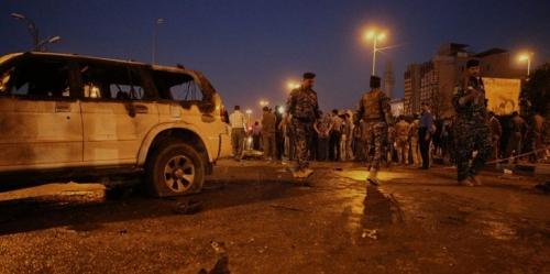 مقتل وإصابة 36 شخصاً بانفجار سيارة مفخخة في الموصل