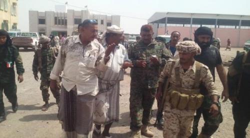 وحدة مكافحة الارهاب التابعة لادارة أمن لحج تقبض على خلية أرهابية
