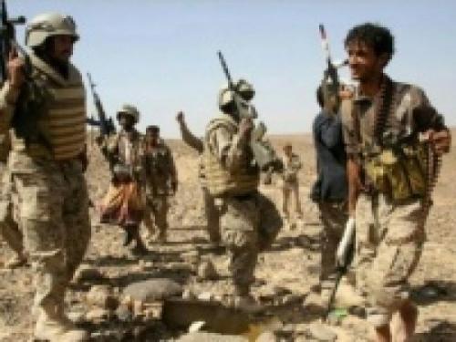 قوات الجيش تسيطر على أولى مرتفعات سلسلة جبال مران
