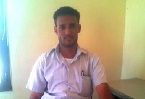 سبب  تقديم استقالة نائب مدير امن ردفان
